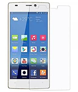 Gadget Decor Shock Absorbing / Abression Proof Tempered Glass Screen Protector For Gionee Pioneer P4