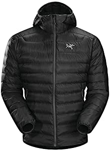 Arc'teryx Cerium LT Hoody - Men's Black Small