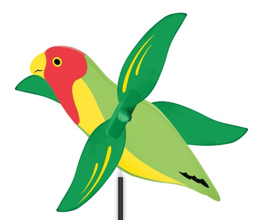 WhirlyGig Love Bird Outdoor Animated Decor