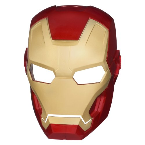 Marvel Iron Man 3 ARC FX Hero Mask Figure (653569808985)