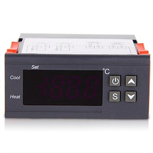 Digital Temperature Controller Thermostat For Aquarium