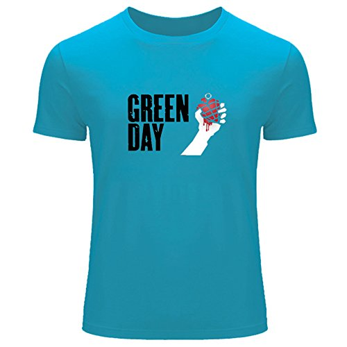 Pop Green Day For Boys Girls T-shirt Tee Outlet
