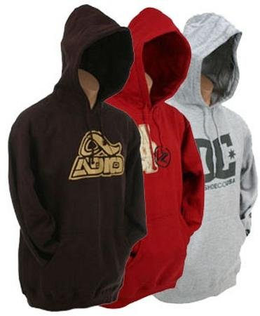 Assorted Skateboard Men's Hooded Sweatshirt – L