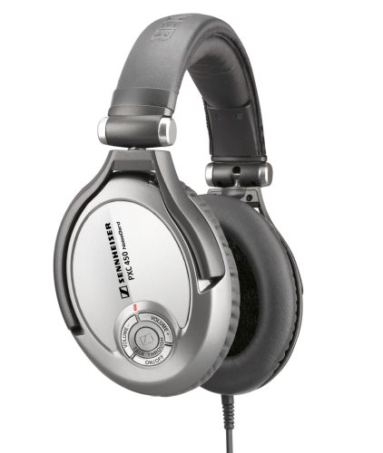 Sennheiser PXC 450 Circumaural Travel Headphones Black Friday & Cyber Monday