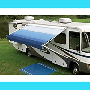 Amazon.com: A&E and Carefree 16' Universal RV Awning ...