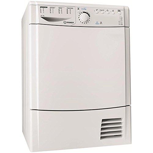 INDESIT Asciugatrice EDPA745A1 ECO 16 programmi Capacità 7 kg Classe energetica A+ Sistema Elettronico a Pompa di Calore