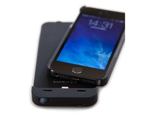 cheero モバイルバッテリー iPhone 5/5s 用ケースバッテリー