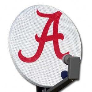 Alabama Crimson Tide Satellite Dish Cover