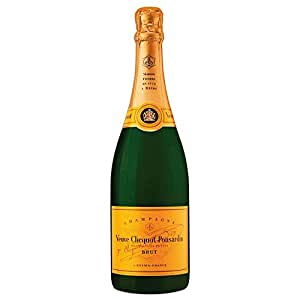 VEUVE CLICQUOT Yellow Label Champagne 75cl Bottle