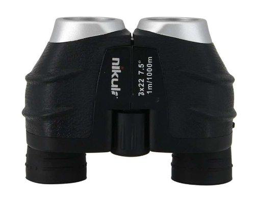 Nikula 8X Optical Glass Telescope (Black) Produced By Ysk