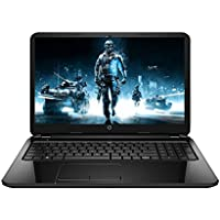 HP 15-AY514TX 15.6-inch Laptop (Core i3-6006U/4GB/1TB/DOS/2GB Graphics), Black