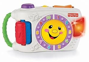 Mattel R7148-0 - Fisher-Price Lernspaß Kamera