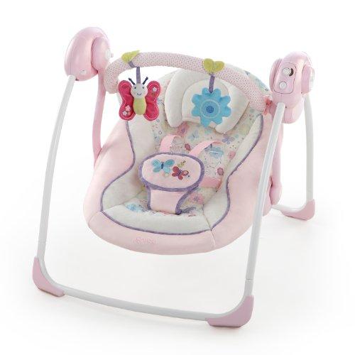 Comfort & Harmony Portable Swing, Penelope Petals