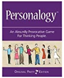 Personalogy - An Absurdly Provocative Game for Thinking People.