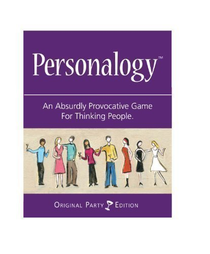 Personalogy - An Absurdly Provocative Game for Thinking People. (Gifts For 21 Year Old Girl compare prices)