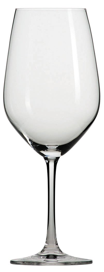 Schott Zwiesel Tritan Crystal Glass Stemware Forte Collection Wine/Water/Goblet, 17.3-Ounce, Set of 6