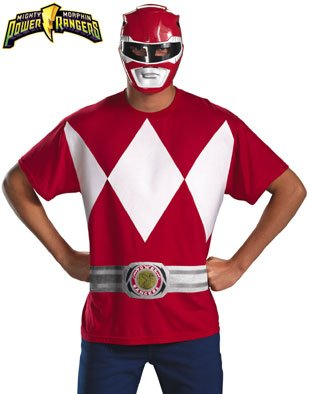 Red Ranger Alternative Costume