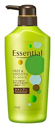 エッセンシャルフリー&スムースSP P 480ml