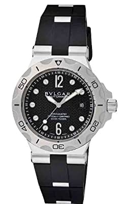 Bvlgari Diagono Professional Acqua Mens Watch DP42BSVDSD