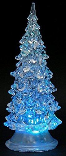 Mini Christmas Tree Led Colorful Night Light Decoration My-3158