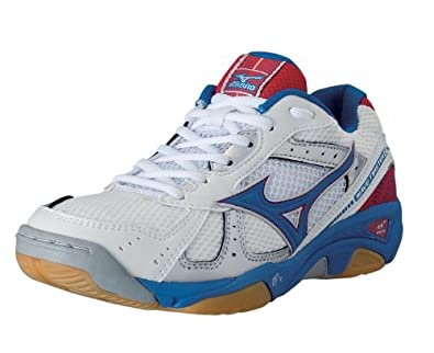 Mizuno Wave Twister 2 Indoor Court Shoes - 14 - White
