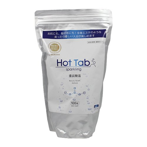 HotTabsparkling スパークリングホットタブ 15g×100錠
