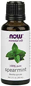 Spearmint Oil - 1 OZ  (100% Pure and Natural) from NOW