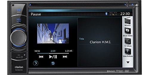 Clarion-NX501EAV-Navigationssystem-62-Zoll-Displaystarrer-Monitor-169keine-Detailkarte-enthalten
