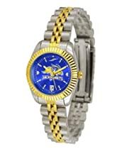 South Dakota State University Ladies Gold Dress Watch
