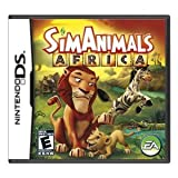 SimAnimals Africa (Nintendo DS Game)