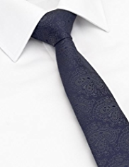 Limited Collection Textured Paisley Tie