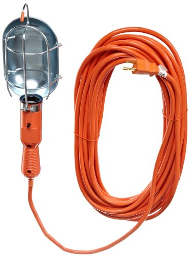 Morris Products 89514 Trouble Light Portable Hand Lamps, 50' Length