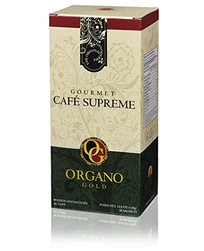 6 Box 100% Certified Organic Organic Ganoderma Gourmet Organo Gold Cafe Supreme Offer Free Express (Enhanced Energy Supreme compare prices)