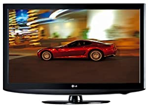 LG 26LH2000 26-inch Widescreen HD Ready LCD TV with Freeview - Black