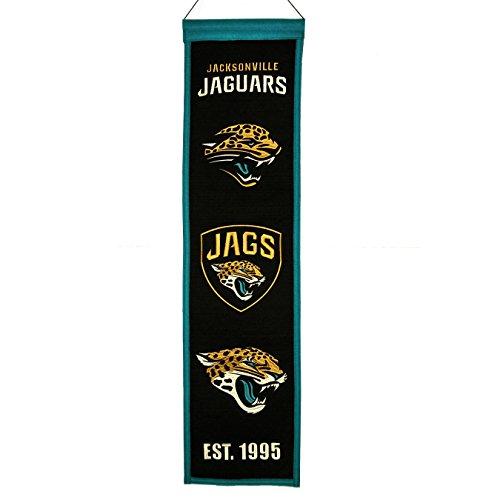 Jacksonville Jaguars Team Celebration Banner