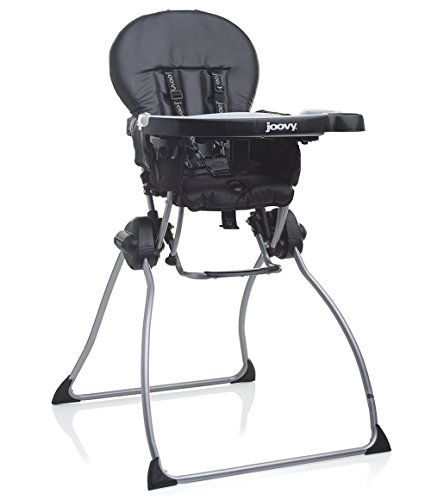 Joovy Nook Highchair, Black Leatherette
