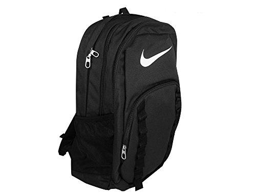e08cbbfa7 Nike- Brasilia 7 Backpack Extra Large Black/Black/White - My Best ...
