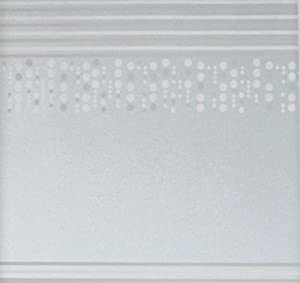 linea fix dekorfolie statische fensterfolie bolonia 0 46 x 1 50 m k che haushalt. Black Bedroom Furniture Sets. Home Design Ideas