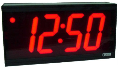 Cc2003 Stand-Alone Large Digital Clock With 4-Inch High Digits