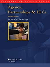 Agency, Partnerships and LLCs, 2d (Concepts and Insights Series)