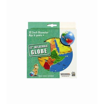 """12"""" Inflatable Globe - 1"""