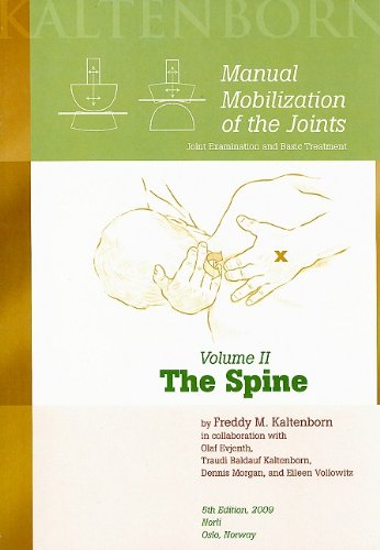 Out Of Print - Manual Mobilization of the Joints, Volume...