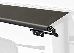 Amazon.com: Lippert RV Solera Awning 5.5' Slider Black ...