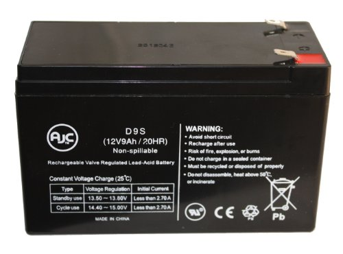 APC SmartUPS RT 2200VA RM 120V Smart-ups Rt 12v 9ah Ups Battery This Is An Ajc Brand™ Replacement