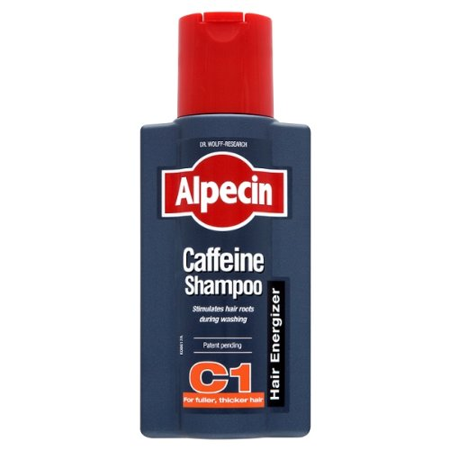 Alpecin Caffeine Hair Energizer Shampoo 250ml - Pack of 3