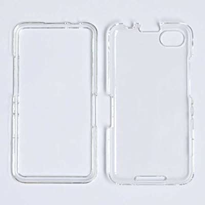 CLEAR CASE FOR BlackBerry A10 Z30 HARD COVER CLEAR A010-H Z30 Verizon from Blackberry