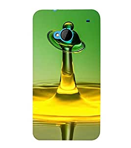 TRICOLOURED FLUIDIC IMAGE OF A CHESS BISHOP 3D Hard Polycarbonate Designer Back Case Cover for HTC One M7 :: HTC M7