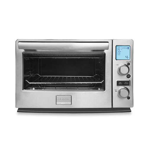 The Professional Convection Toaster Oven