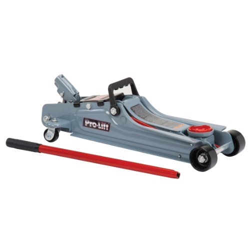 Pro Lift F 767 Grey Low Profile Floor Jack 2 Ton