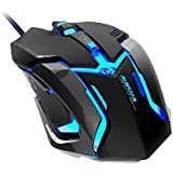E-BLUE AUROZA EMS639BKAA-NU Wired Gaming Mouse